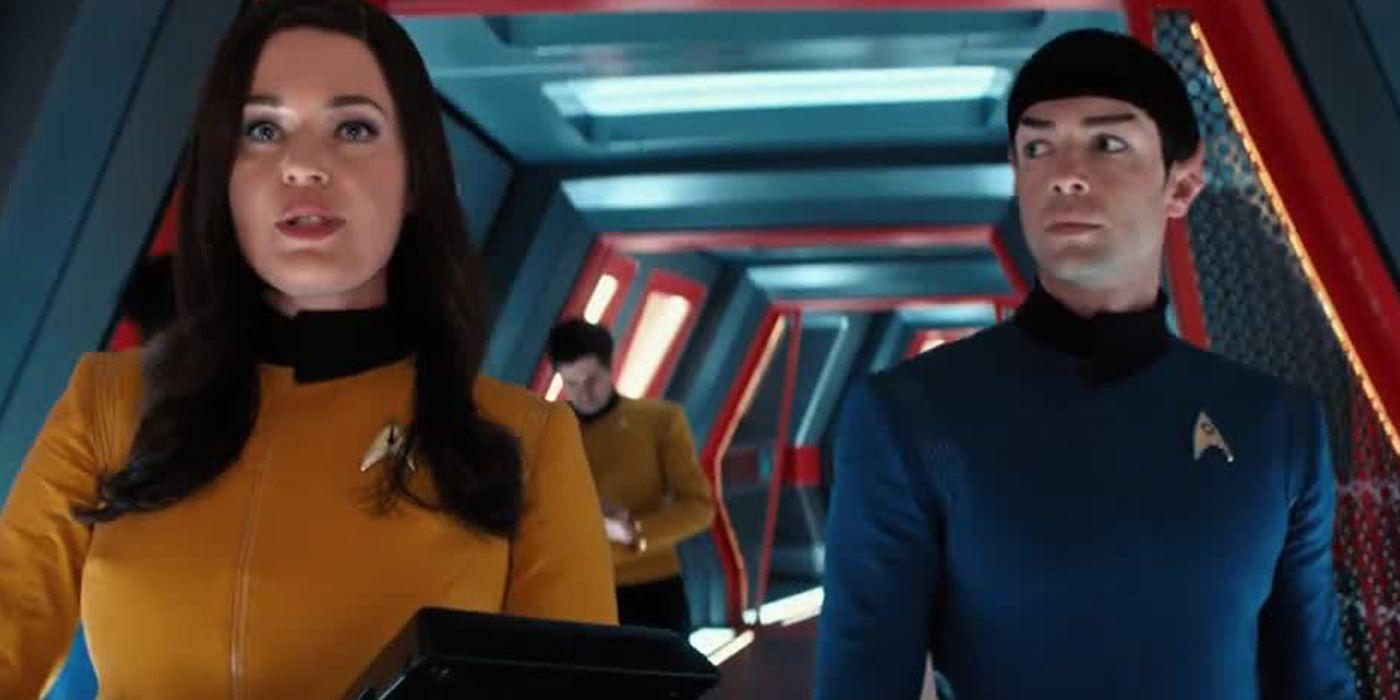Star Trek: Short Treks Reveals Spock's First Day on the Enterprise