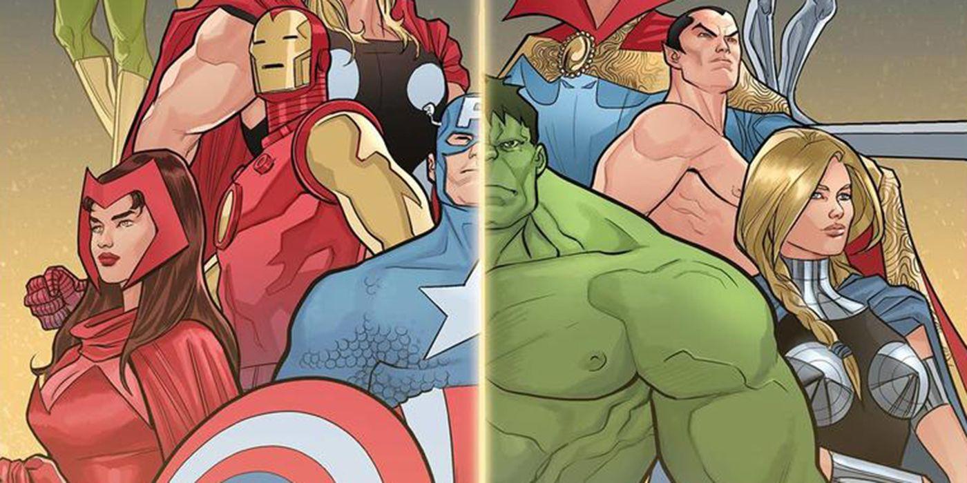 Alan Davis Pens Marvel's Next Avengers/Defenders Story | CBR