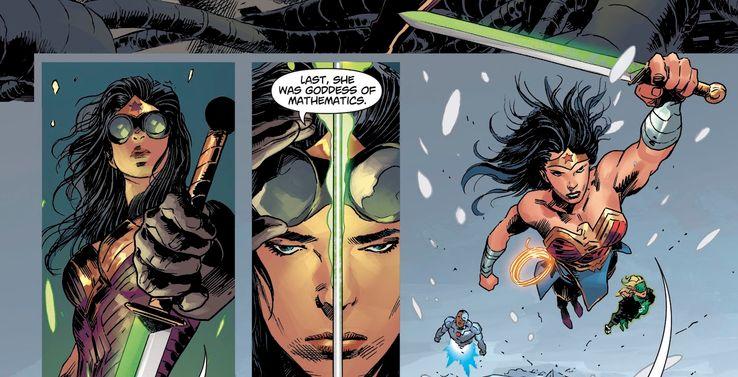 Wonder Woman Superman DC Comics DCeased Kryptonite Black Canary