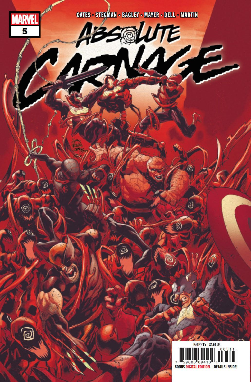 PREVIEW: Absolute Carnage #5 | CBR