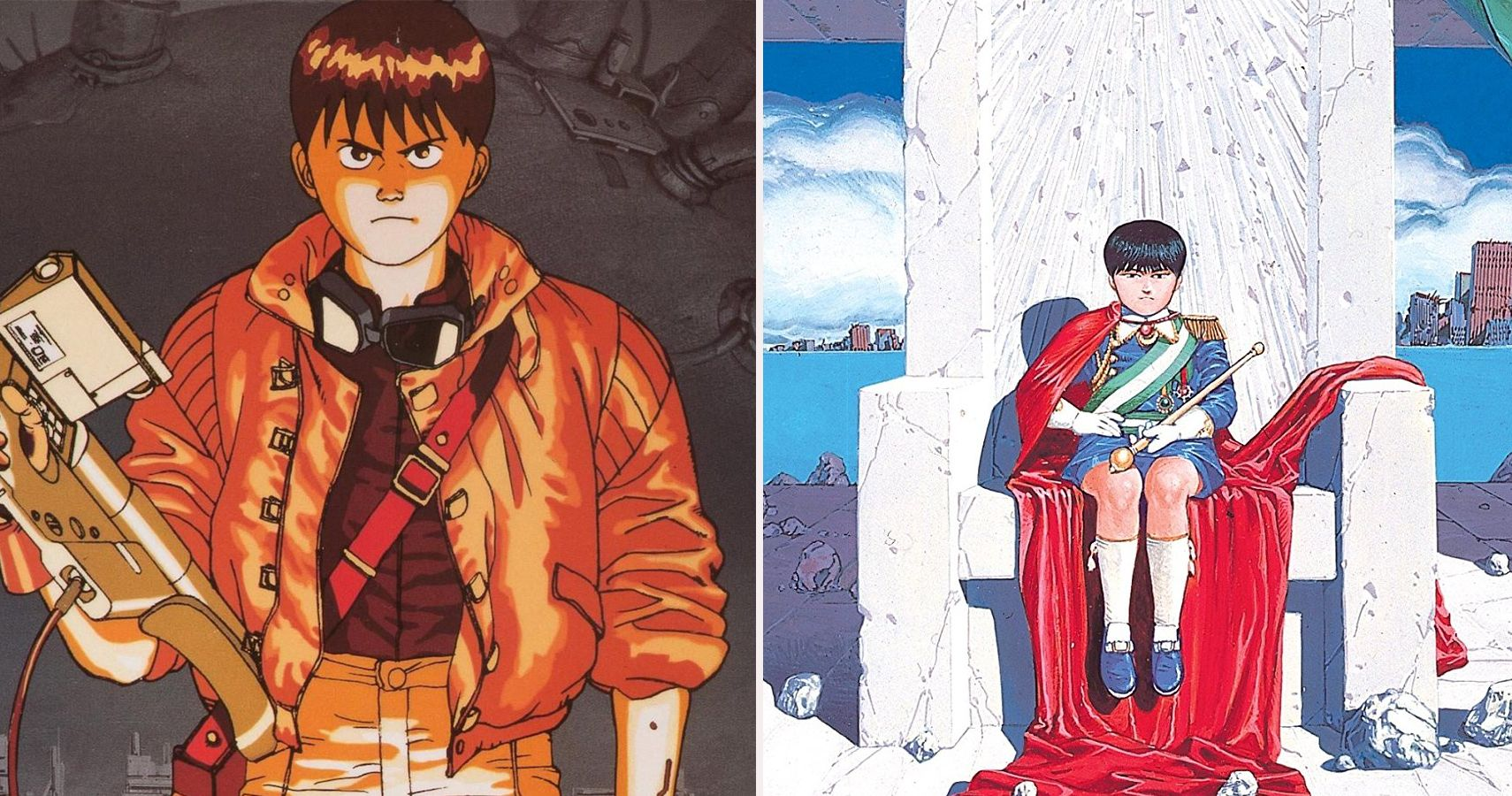 Akira 10 Things The Anime Regrettably Missed From The Manga
