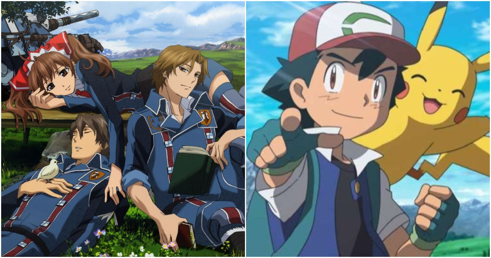 10 Best Anime TV Shows Based On Video Games, Ranked | CBR