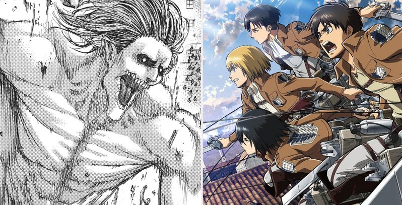 Attack On Titan 10 Things From The Manga We Can T Wait To