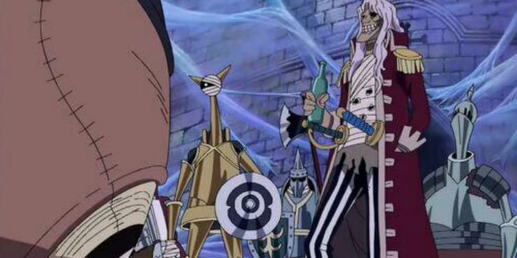 One Piece All Known Members Of The Rocks Pirates Ranked By