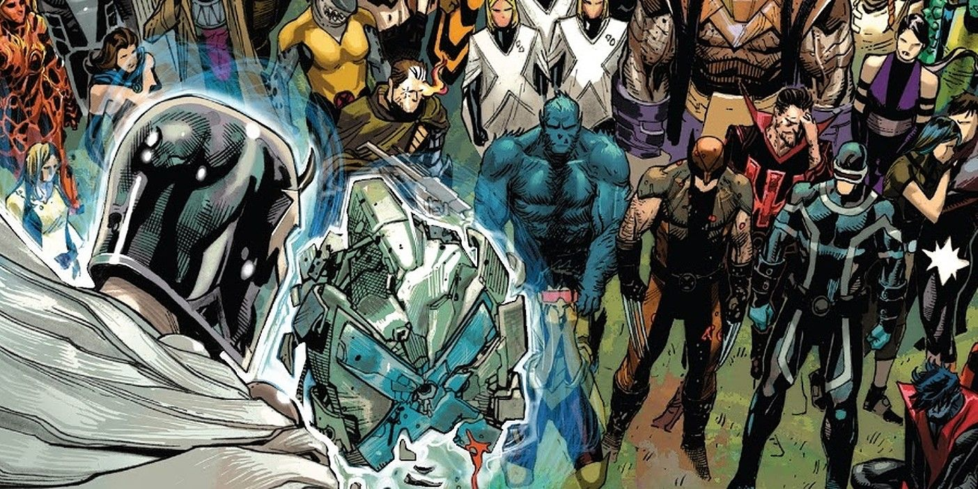 X-Force Reveals a Major Secret About Cerebro - and Professor X's Future