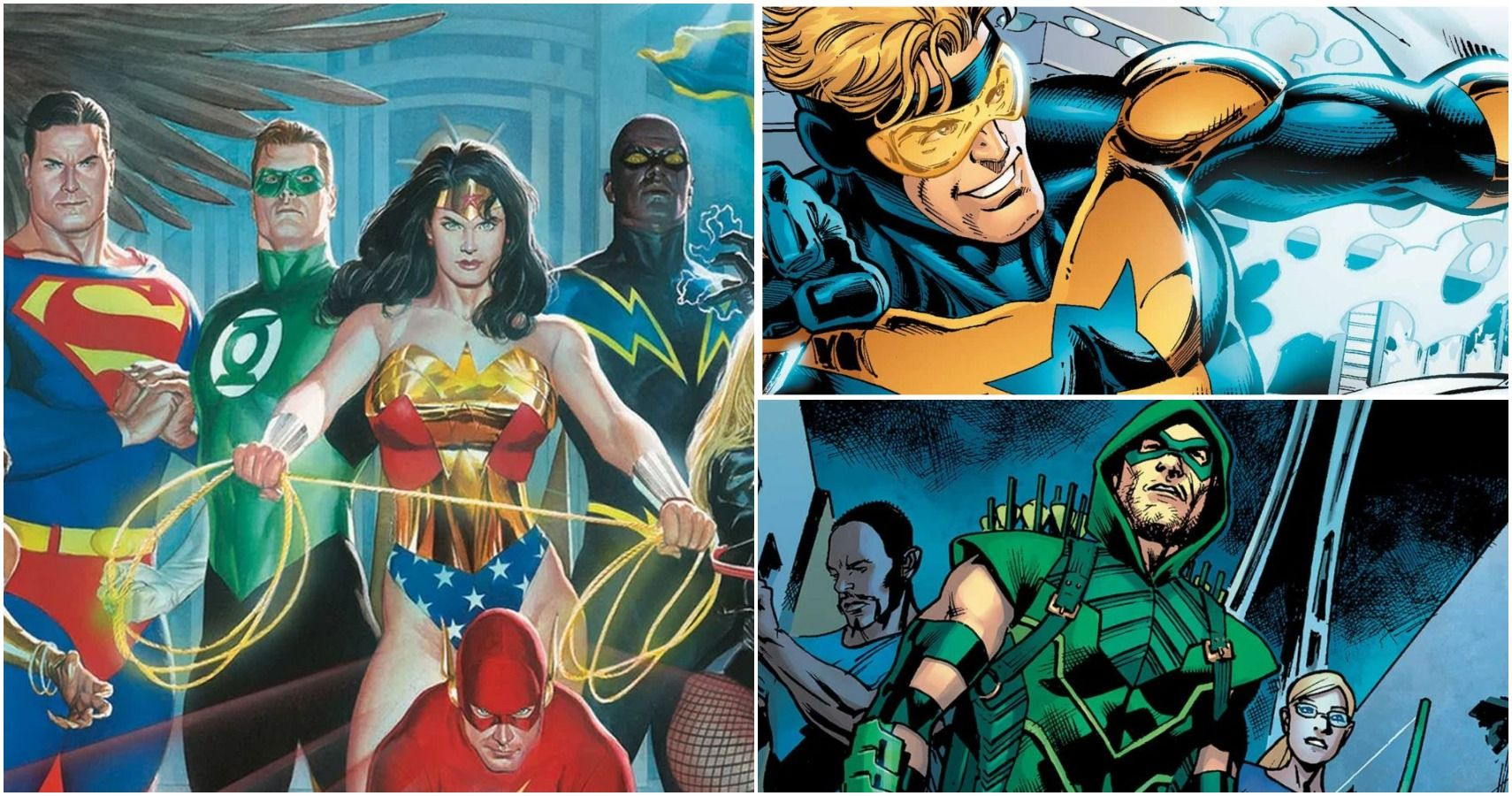 10 Big Name DC Heroes Who've Actually Done Nothing