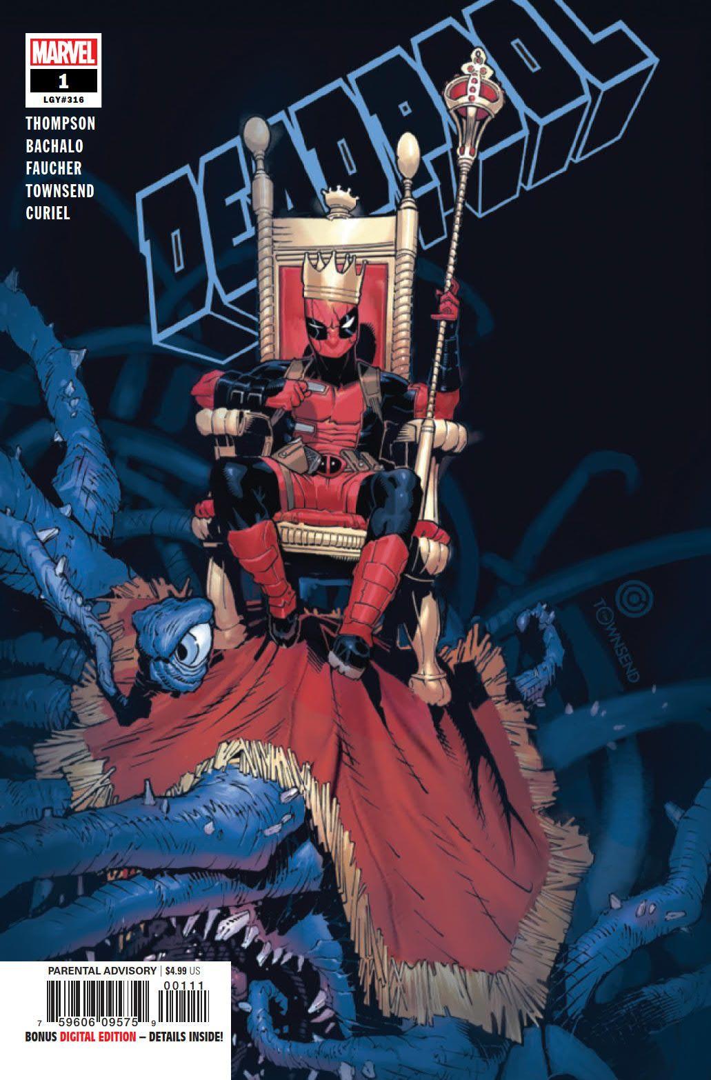 PREVIEW: Deadpool #1   CBR