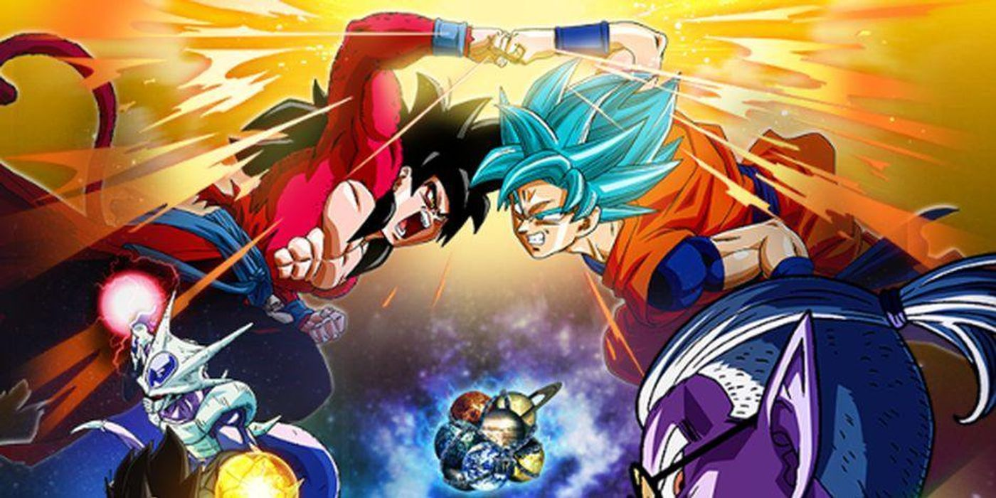 Dragon Ball: 5 Things GT Did Better Than Super (& 5 Things Super Did Better)