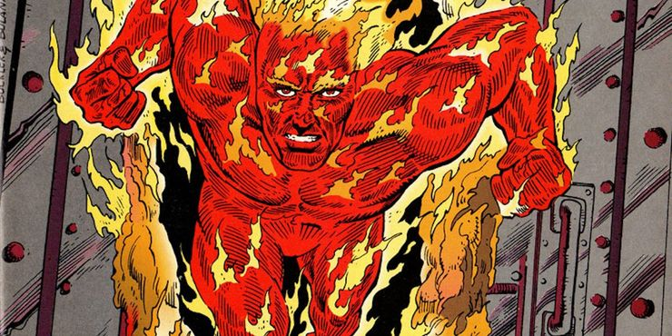Marvel: 10 Things You Didn't Know About The Original Human Torch