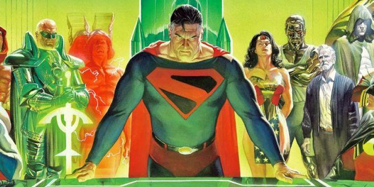 SUPERMAN COSTUMES Kingdom Come - Cinco trajes que nos encantan de Superman y cinco que odiamos