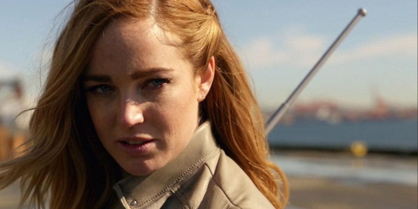 Legends of Tomorrow: When Did Sara Lance Get So Good At Beer Pong?