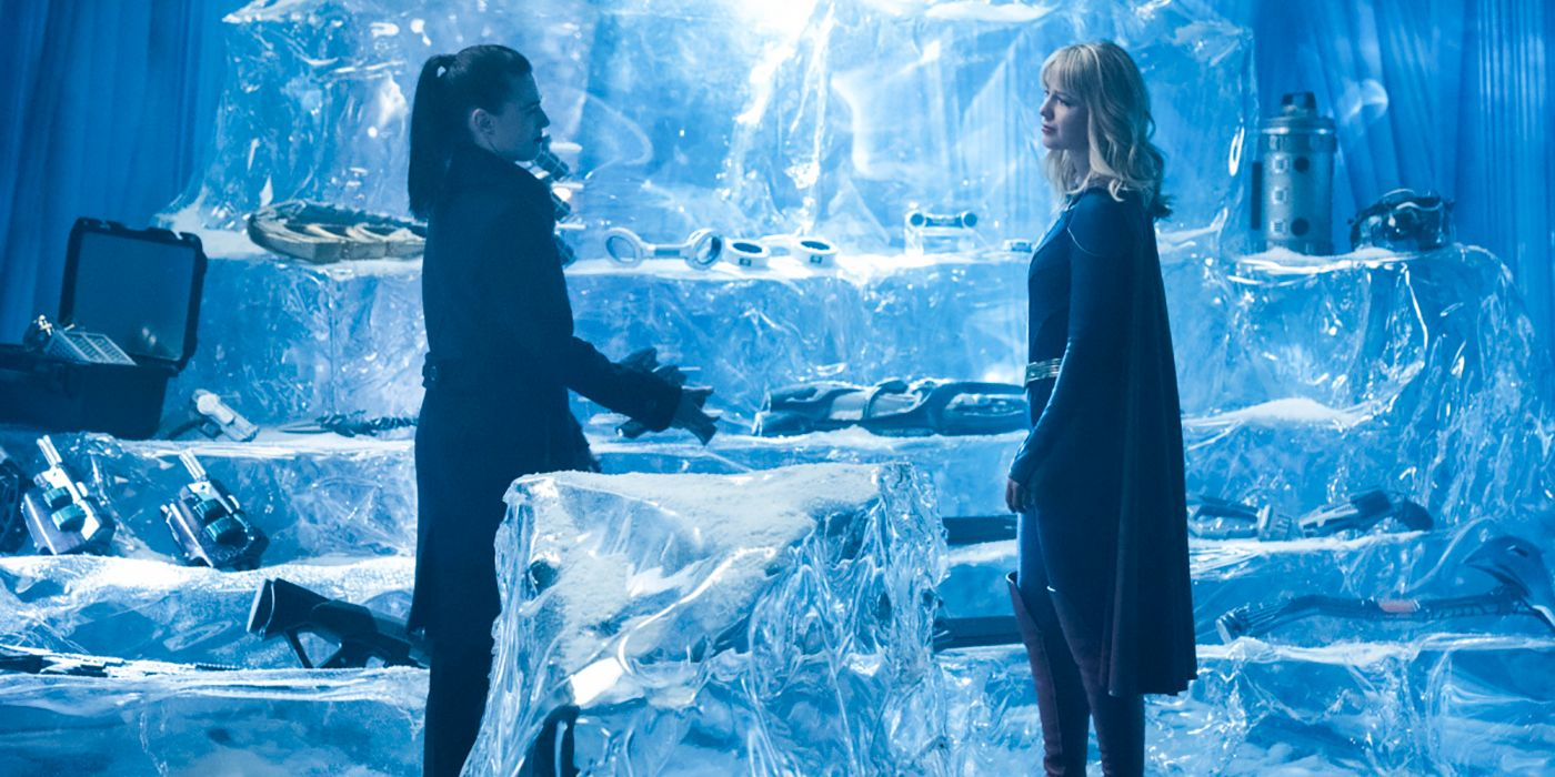 Supergirl Faces the Harsh Truth About Lena Luthor in New Promo