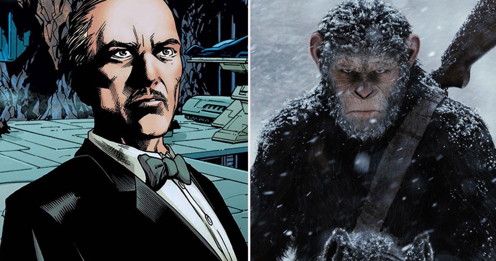 The Batman: 10 Must-See Andy Serkis Performances Before He Becomes Alfred