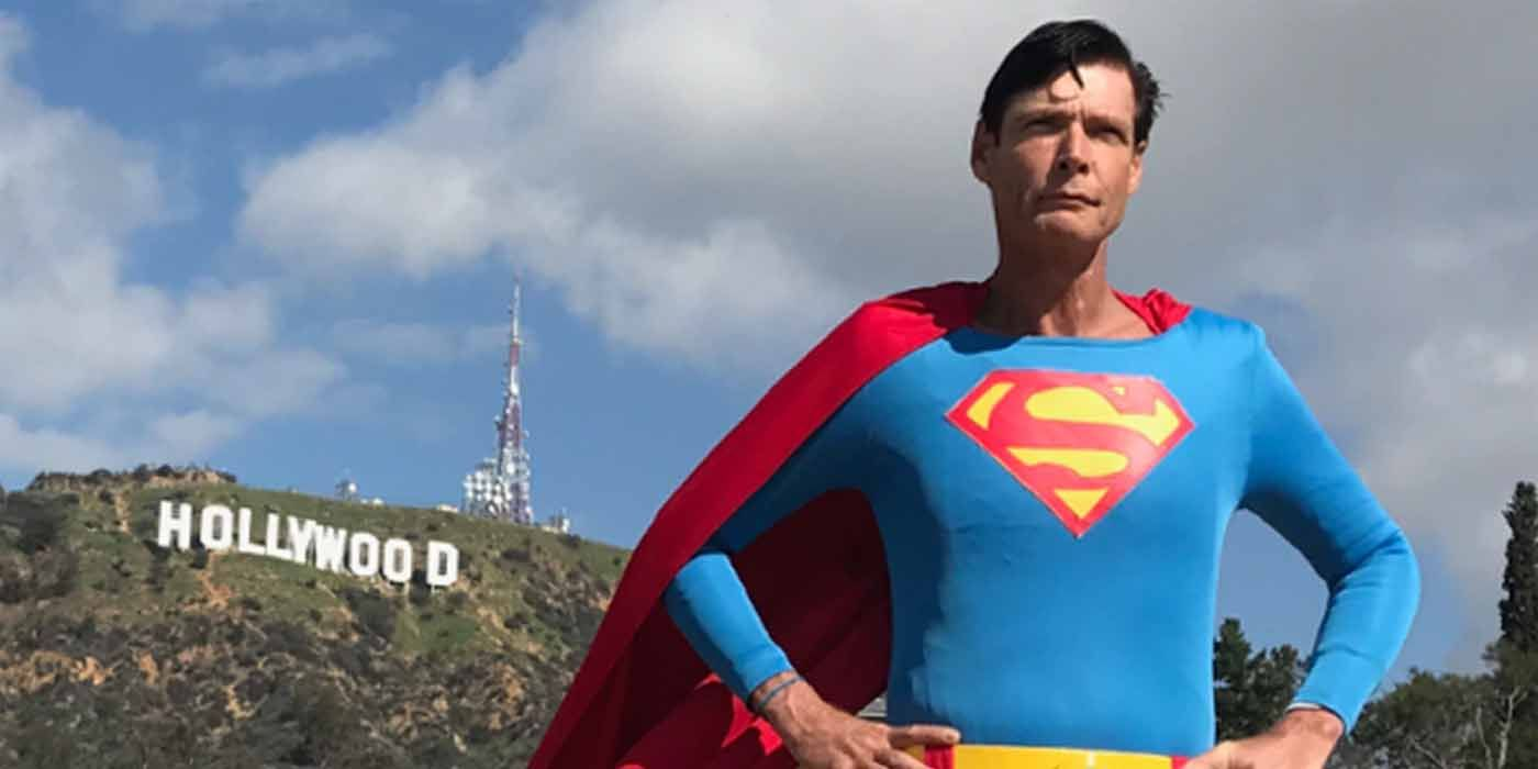 Hollywood Superman: Fundraiser Launched to Pay for Funeral | CBR