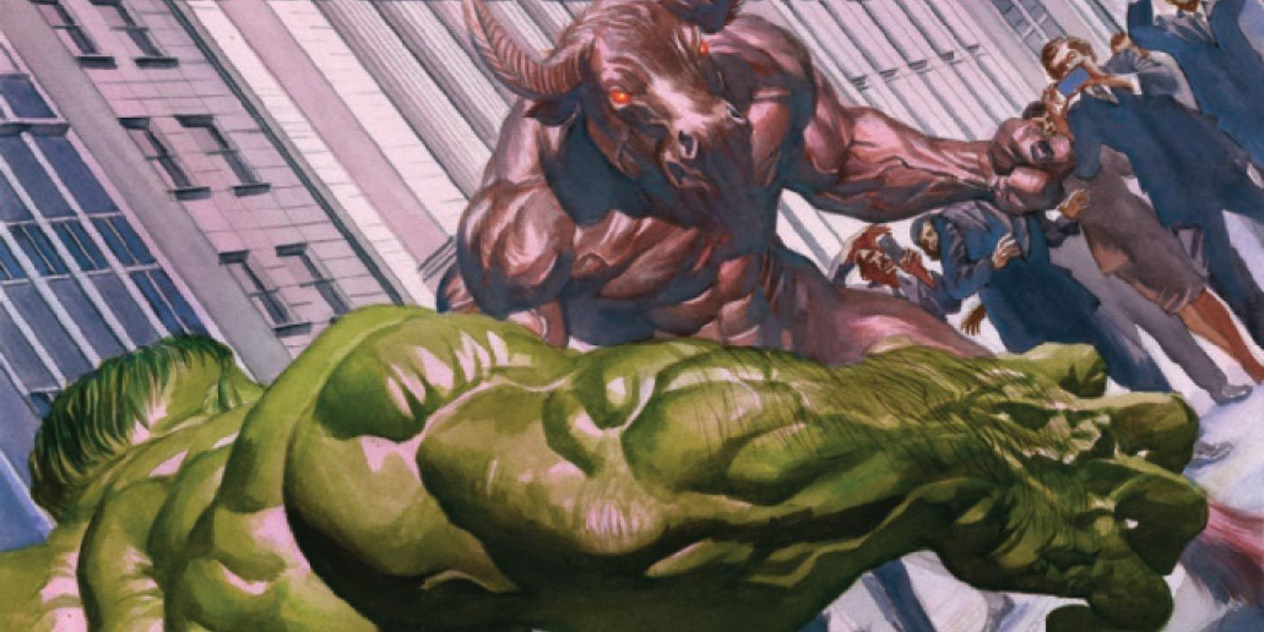 The Buy Pile: Immortal Hulk vs. He-Man And The Masters Of The Multiverse