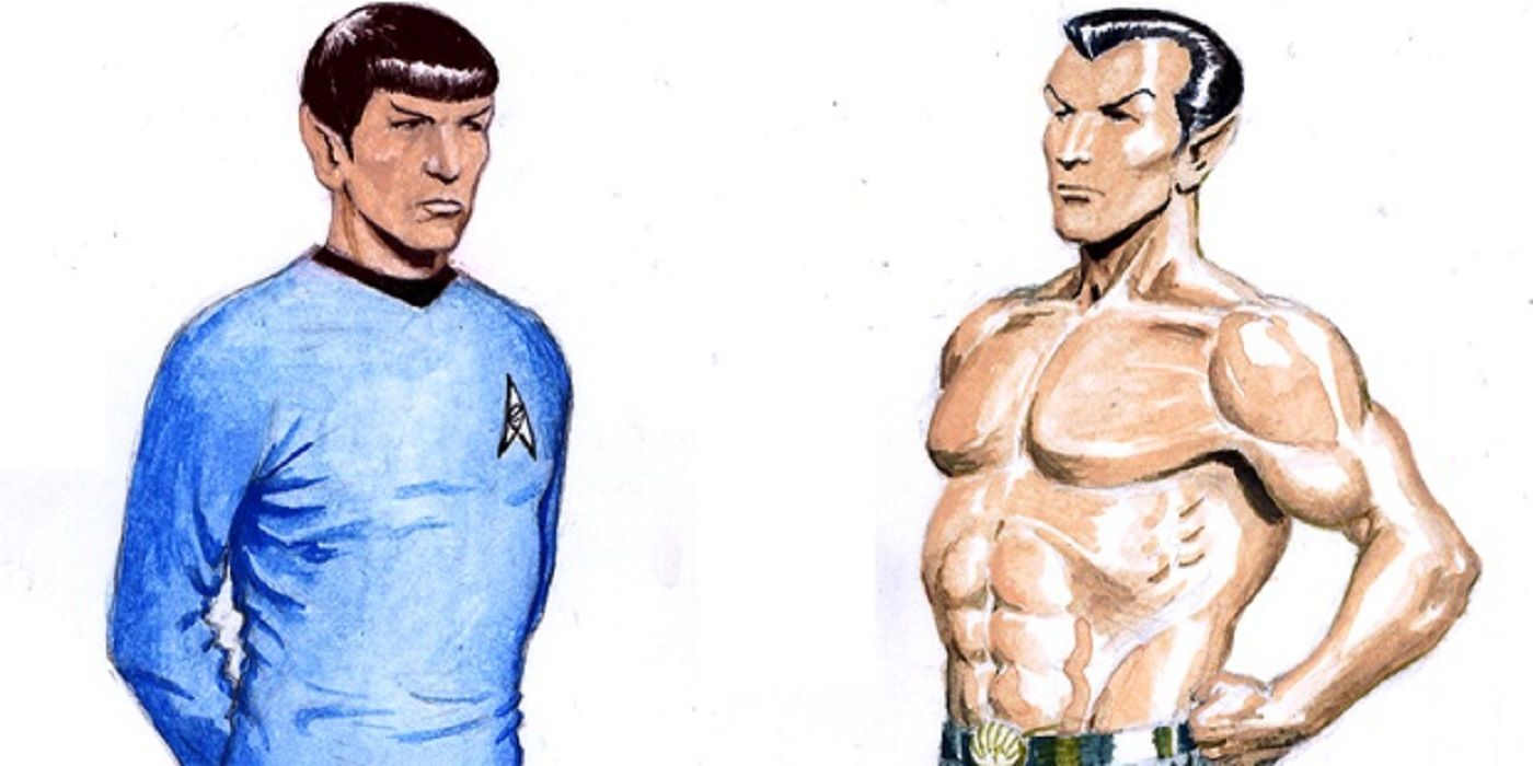 Was Mister Spock Based Visually on Namor the Sub-Mariner? | CBR