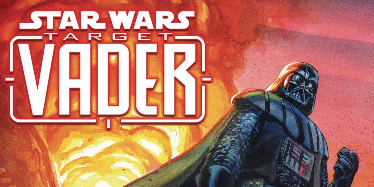 Star Wars: Target Vader Reveals the Sith Lord's Secret Cyborg Protege