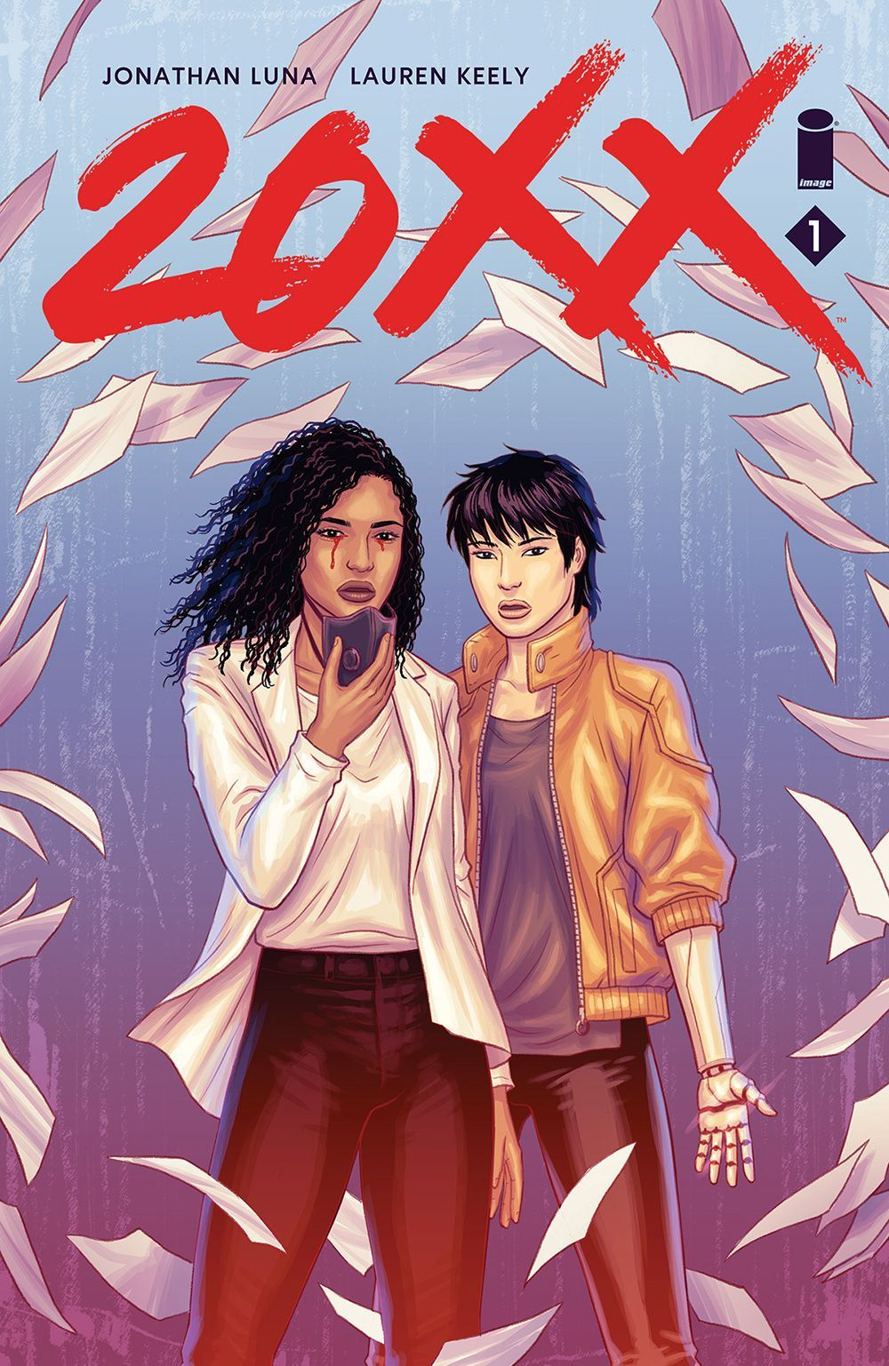 20XX #1 MR Image Comics