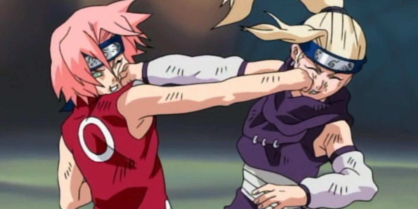 Naruto: As 10 melhores lutas dos 11 de Konoha 1