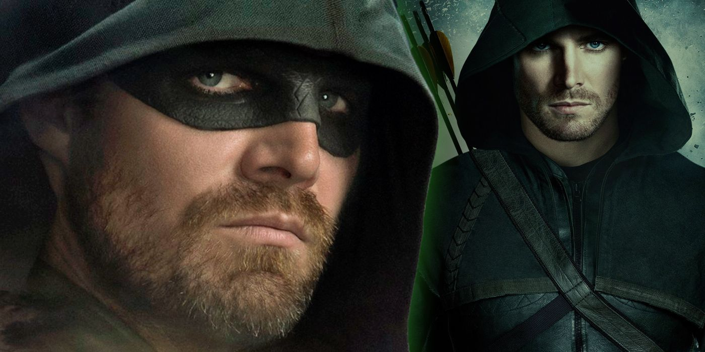 Arrow's Series Finale May Justify Oliver's Episode-Opening Monologue