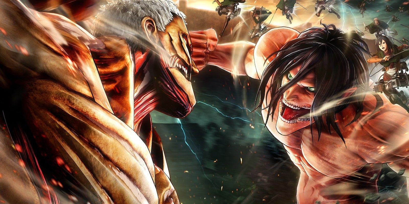 Attack On Titan Just Featured A Long Awaited Titan Team Up Cbr