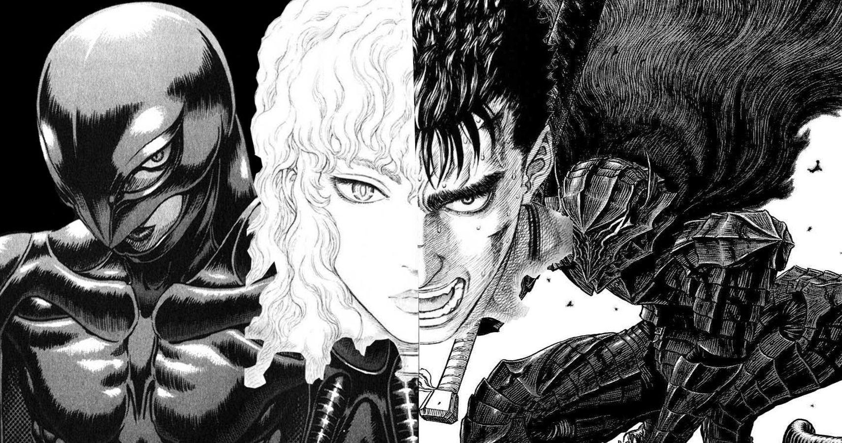 Berserk: 10 Reasons Why It's One Of The Best Manga Ever | CBR