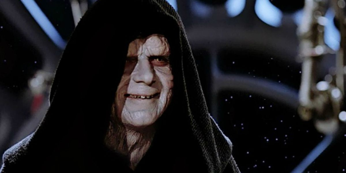 Star Wars: Relax, It Turns Out Palpatine DIDN'T Have Sex After All
