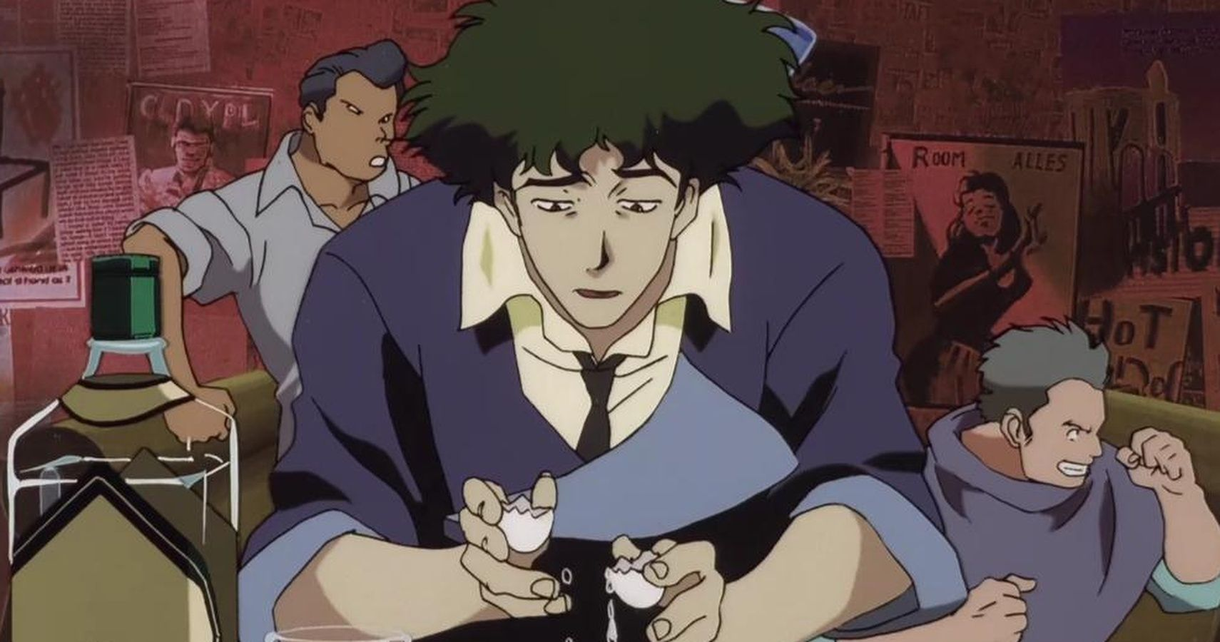 10 Things That Didn't Age Well In Cowboy Bebop | CBR