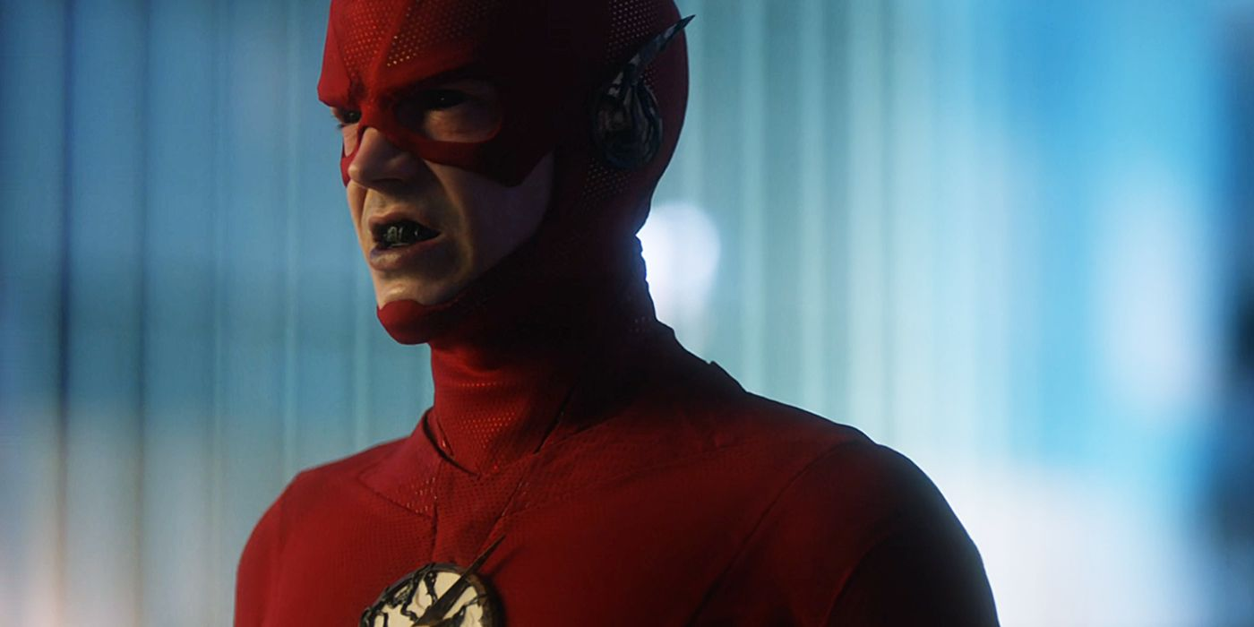 The Flash's Negative Flash Storyline Hit at the Worst Possible Time