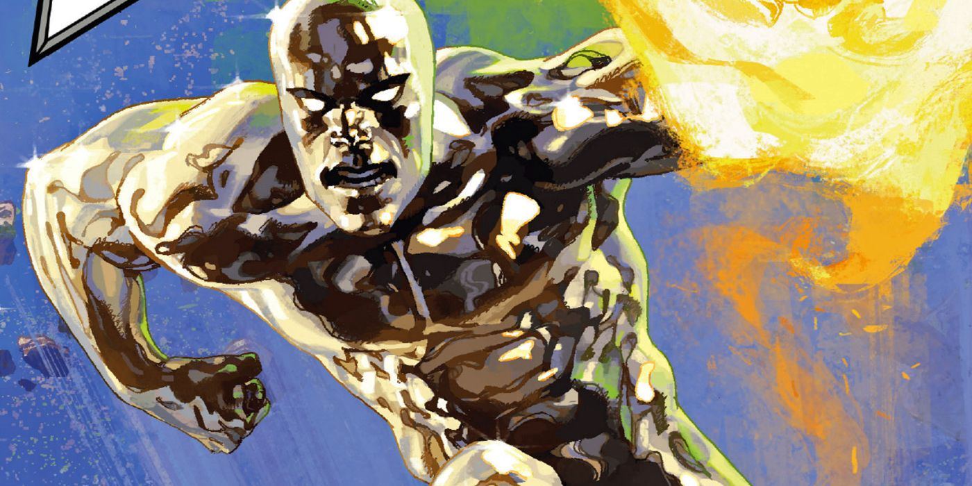 Marvel's Two Strongest Superheroes Have Merged Into a HUGE Cosmic Threat