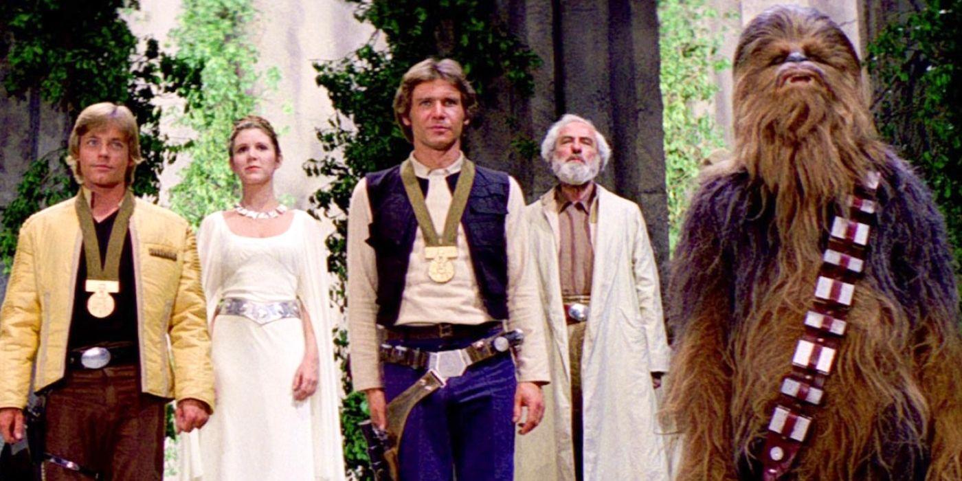 Star Wars Galactic Heroes Princess Leia w// Medal  A New Hope