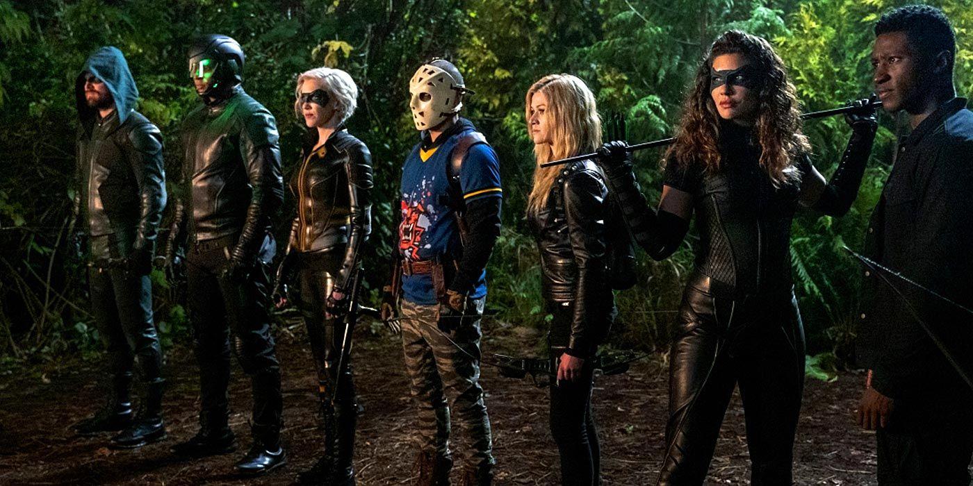 Arrow: Roy Harper Just Underwent a Major Comic Book Transformation