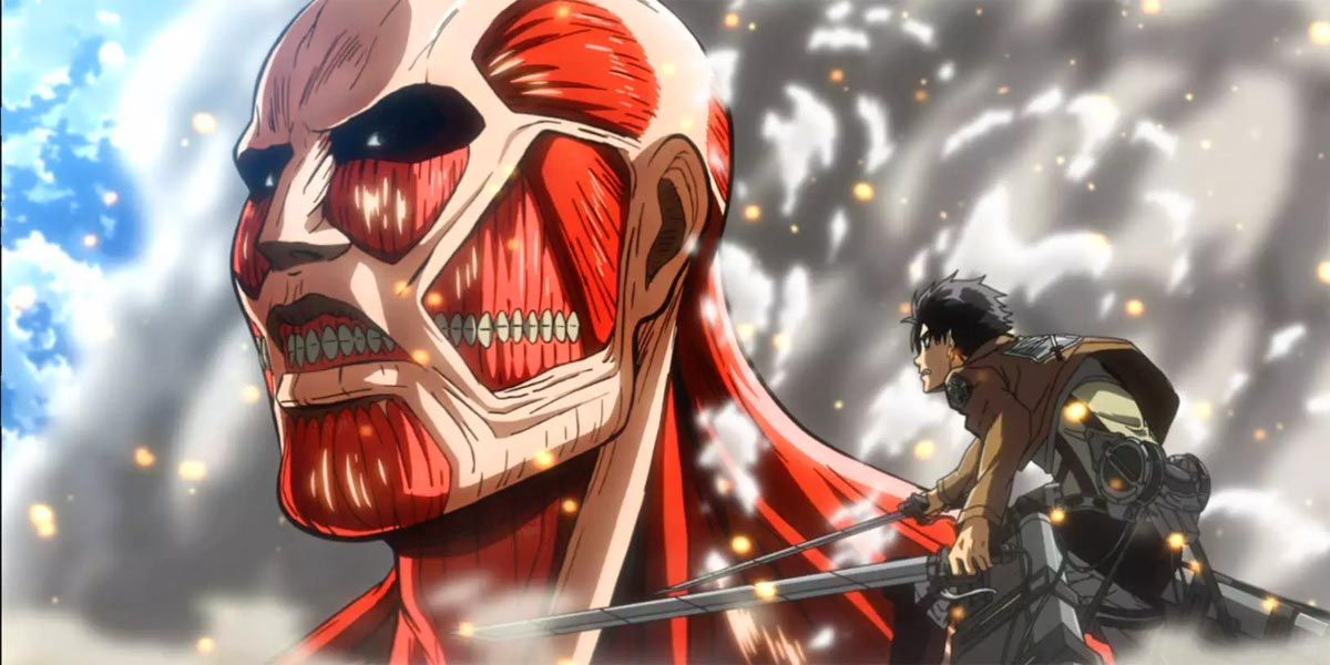 Attack on Titan Is Secretly the Biggest Mecha Anime of the Decade