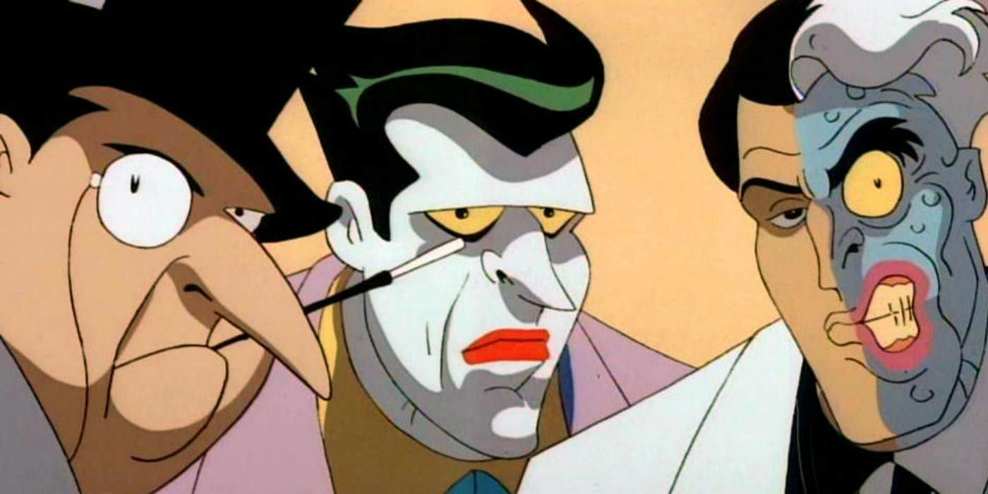 Batman: The Animated Series Wasted The Penguin | CBR