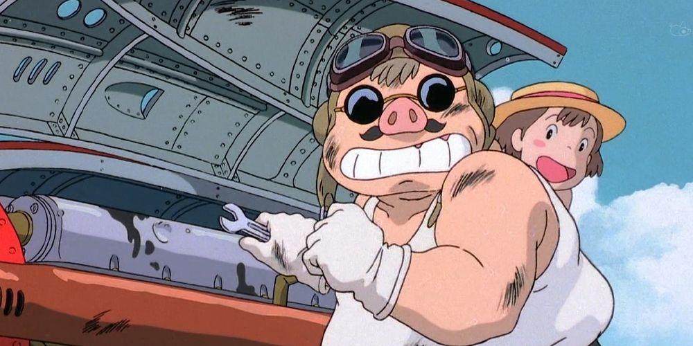 Studio Ghibli: 10 coisas que apenas os filmes deste estúdio podem mostrar 4