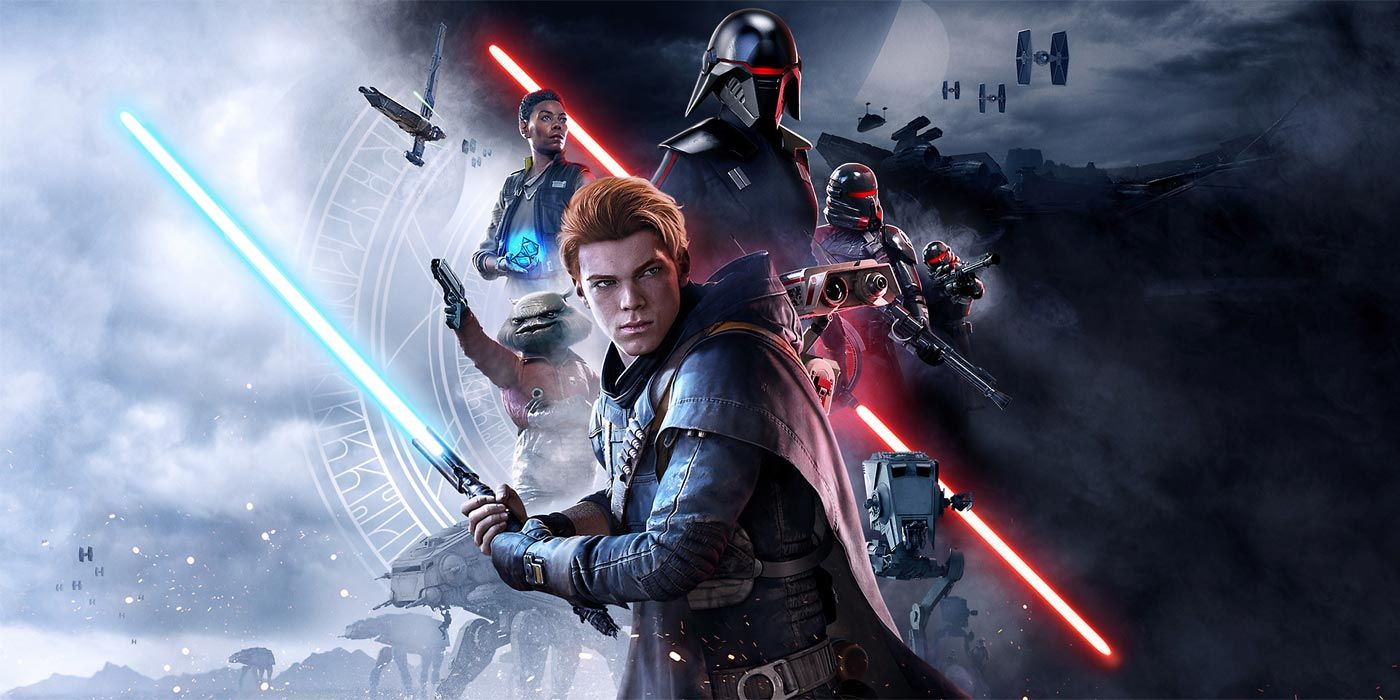 Star Wars Jedi: Fallen Order Is the Perfect Gateway to Dark Souls