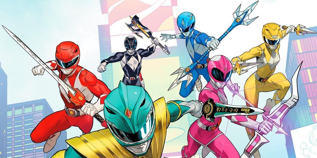 Power Rangers: A Shocking Betrayal Will Pit Ranger Against Ranger