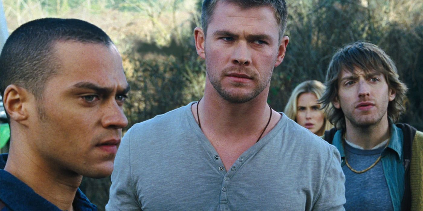 Chris Hemsworth, Jurnee Smollett to Lead Dystopian Netflix Film Spiderhead