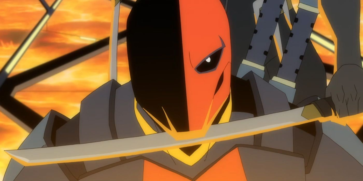 Deathstroke Animated Movie Unloads First Full Trailer Cbr
