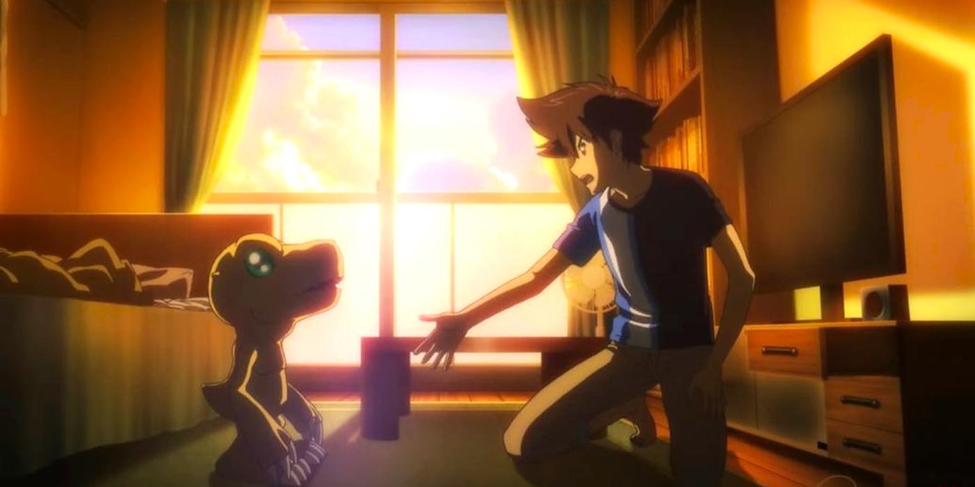 Digimon Adventure: Last Evolution Kizuna Is a...