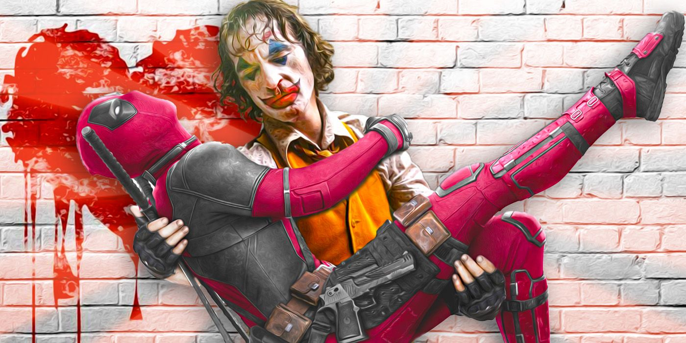 Deadpool Takes Shots At Joker, The Walking Dead and the DC Universe
