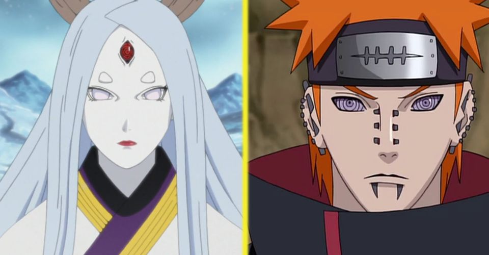 Naruto 5 Reasons Why Pain Is The Best Villain 5 Reasons Why It S Kaguya