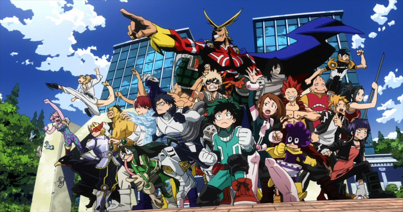 www.cbr.comMy Hero Academia: 10 Actors Who Should Play The Main Characters In A Live-Action Movie