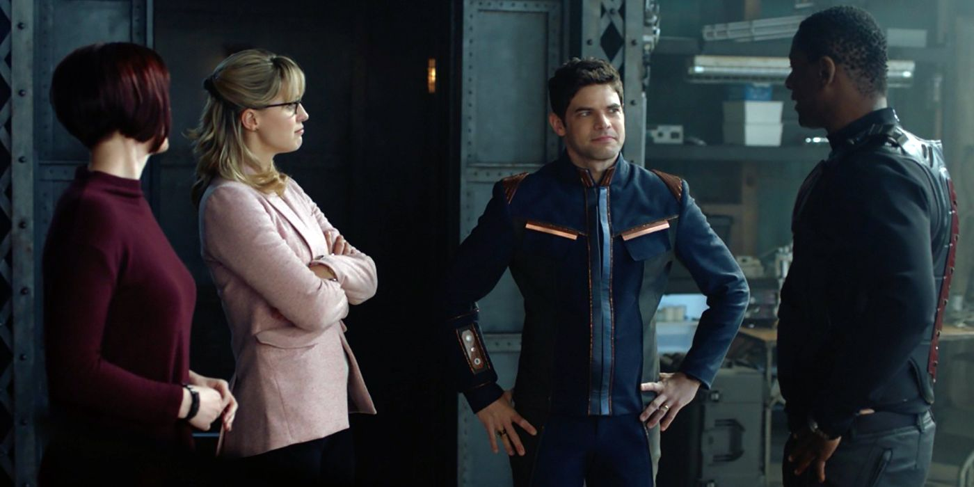 INTERVIEW: Harewood Explains How Crisis Continues to Impact Supergirl