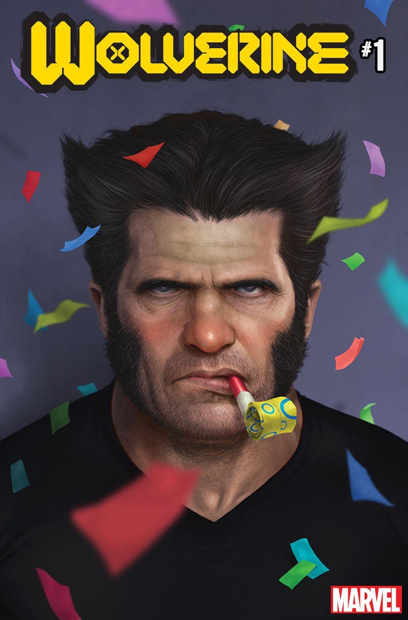 Wolverine PartyVariant