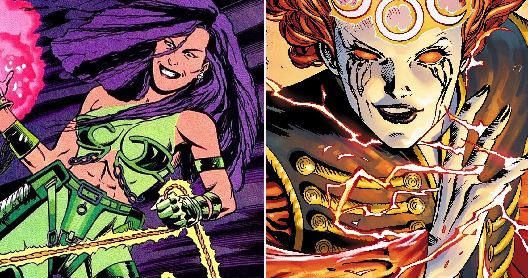 Wonder Woman 10 Things You Didn T Know About Circe Cbr