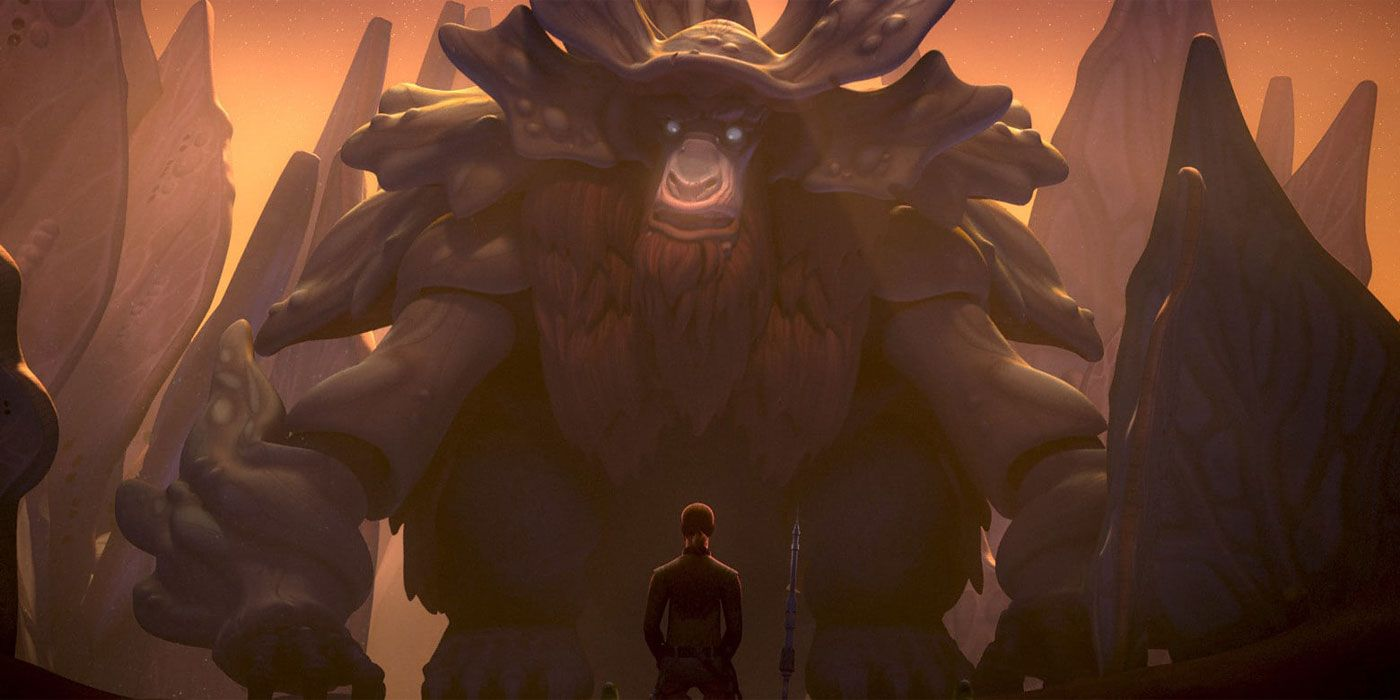 Bendu: Star Wars' Center of the Force, Explained | CBR