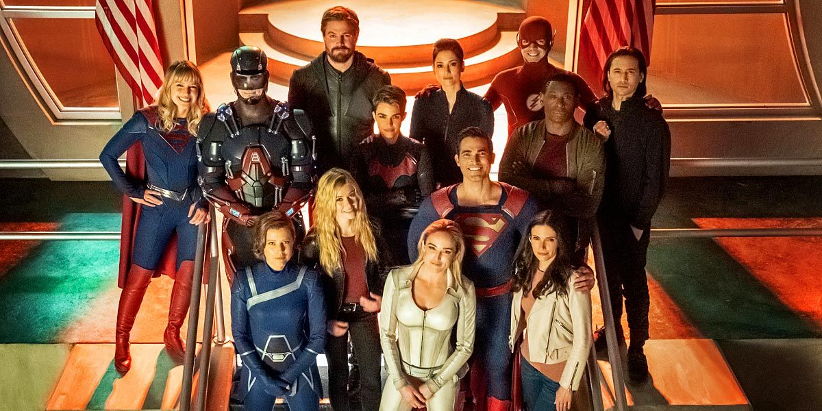 Crisis Proves the Arrowverse is More Important Than the DCEU