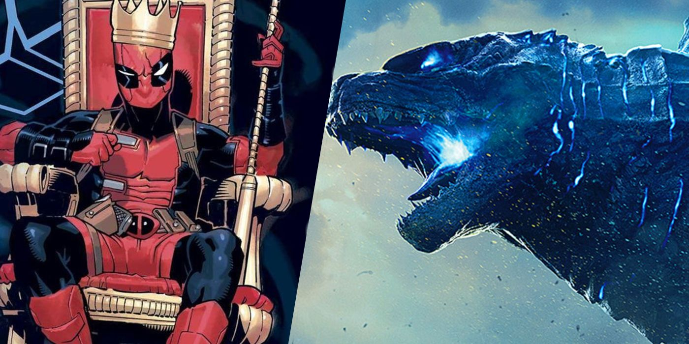 Deadpool Vs Godzilla: Who Is the BEST King of the Monsters? | CBR