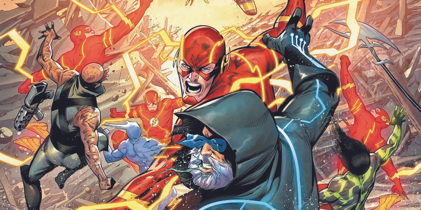 EXCLUSIVE: The Flash #86 Shows How Powerful Captain Cold Really Is
